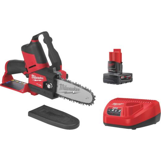 M12 Fuel Hatchet 6 In. Pruning Saw Kit