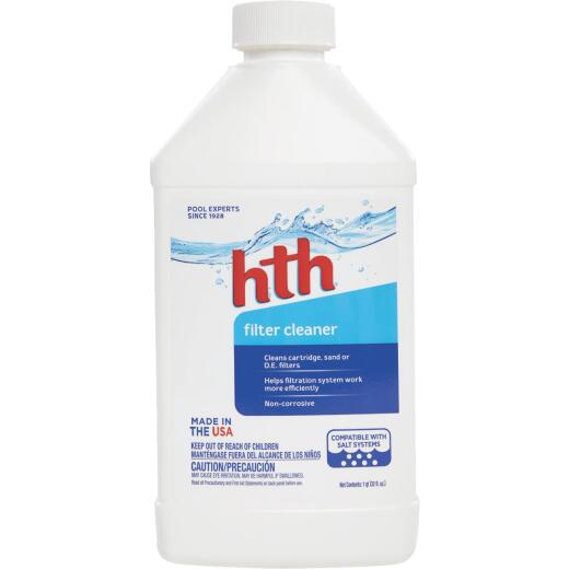 HTH 1 Qt. Liquid Filter Cleaner